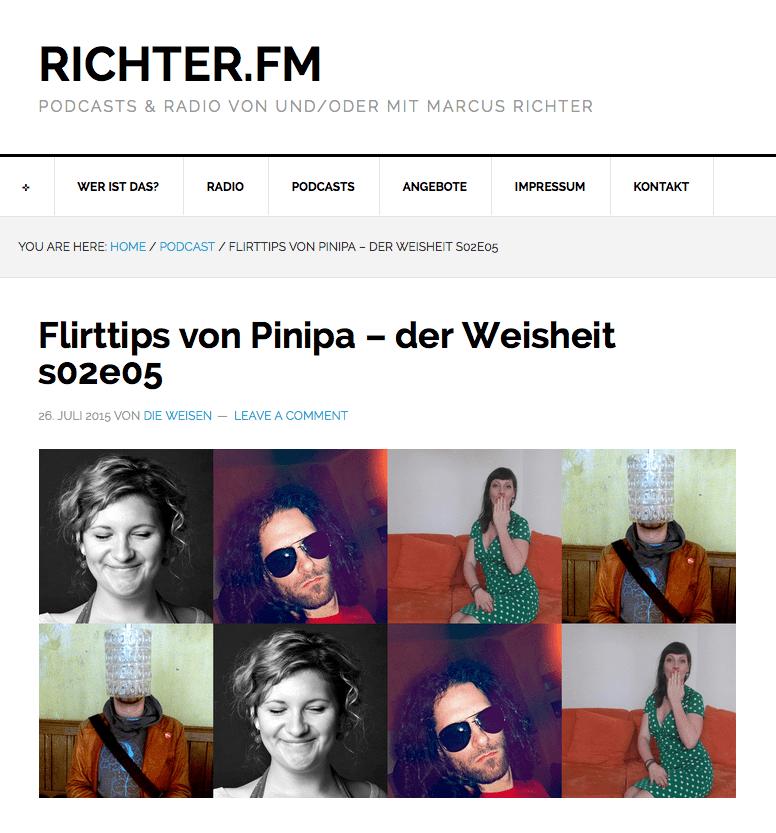 Pinipas Abetneuer – Kinderbuchillustratorin Annika Kuhn bei @derweisheit im Podcast zu hören