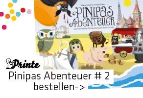 Pinipas Abenteuer #2 im Printe shop bestellen
