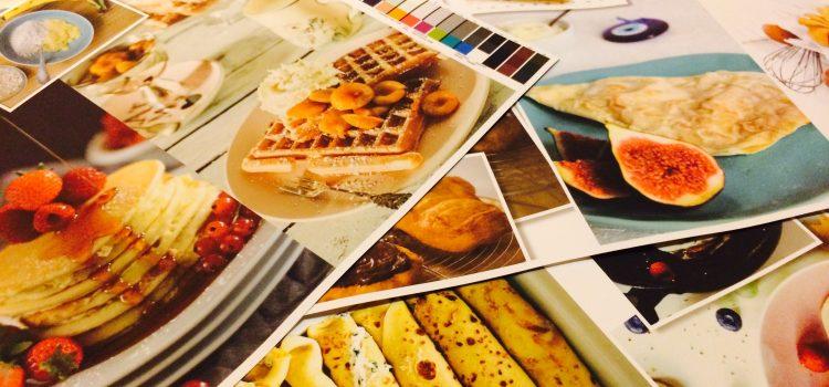 Dampfend-heiße Pfannkuchen-News