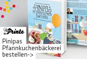 Pinipas Pfannkuchenbäckerei im Printe shop bestellen