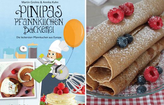 Pinipas Eierkuchen – Angelique verrät uns gleich zwei