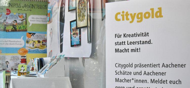 Wir haben ein eigenes Schaufenster in Aachen
