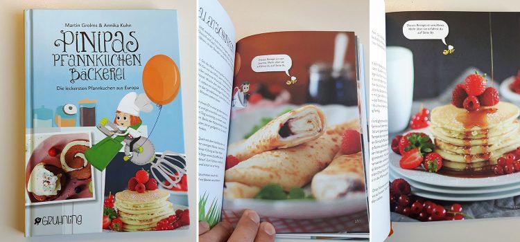 Das Pfannkuchenbuch ist da!
